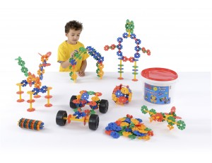 Octoplay Polydron Action Pack