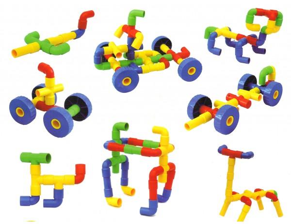 Tubes and Wheels Jumbo Box 3+