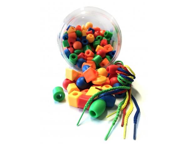 Lacing Beads Tub