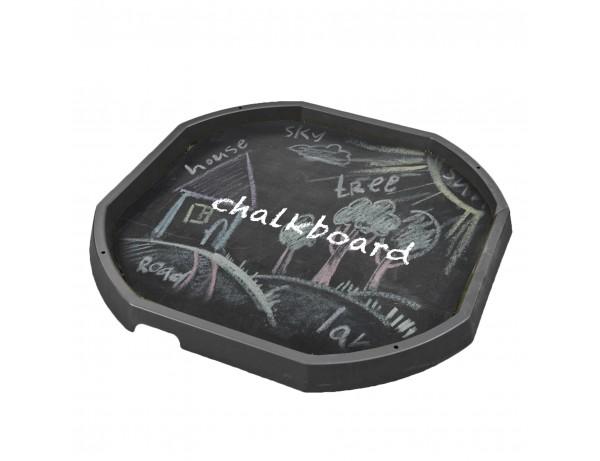 Mini Tuff Tray - Chalkboard Insert