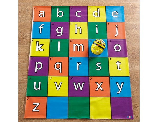 Bee-Bot® and Blue-Bot® Alphabet Mat