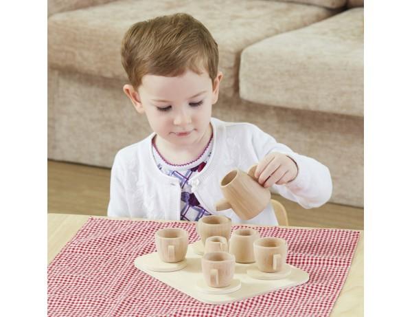 Infant Natural Tea Set