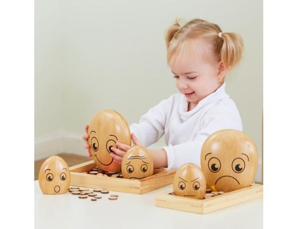 Wood Emotion Family