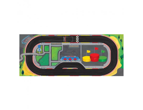 Grand Prix ICT Controllable Vehicles Mat