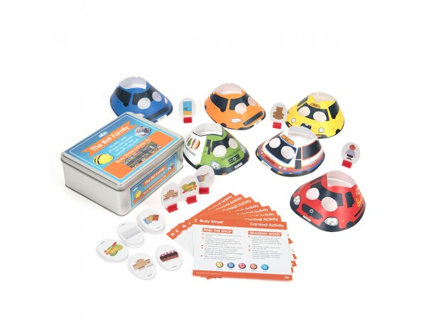 Bee-Bot® Busy Street Activity Tin