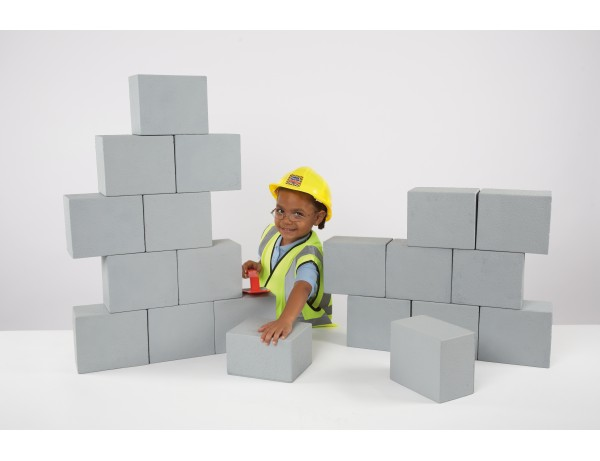 Pretend Breeze Blocks