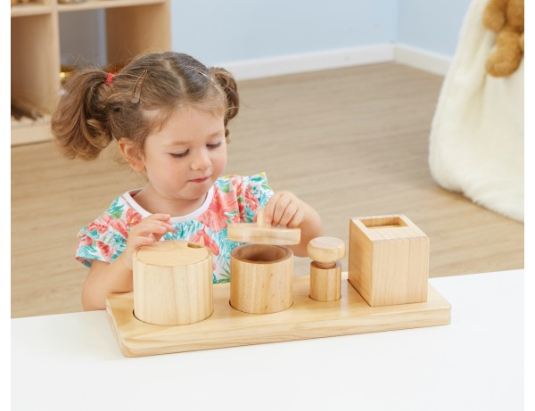 Toddler Discovery Boxes