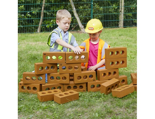Foam House Building Bricks (25 piece set)