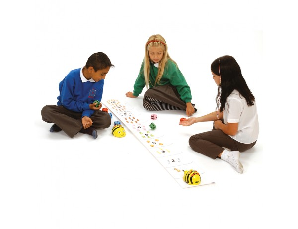 Number Line Bee-Bot® and Blue-Bot® Mat