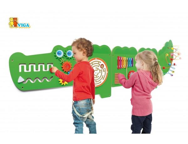 Wall Game-Crocodile (18m+)