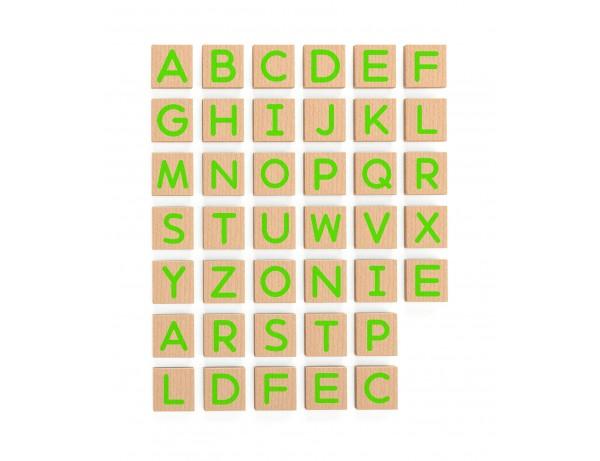 Magnetic Uppercase Letter 40pcs Set