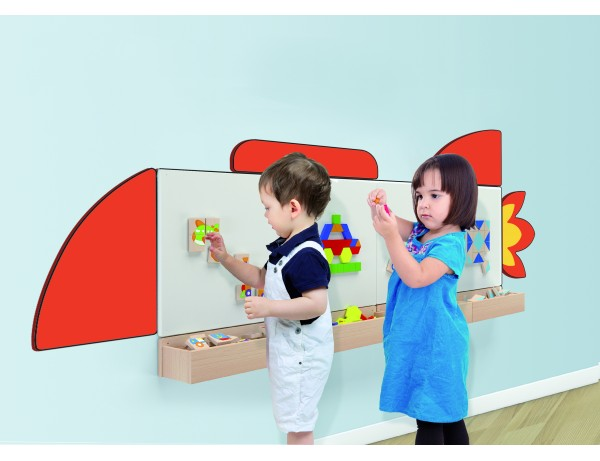 Magnetic & Dry Erase Play Set