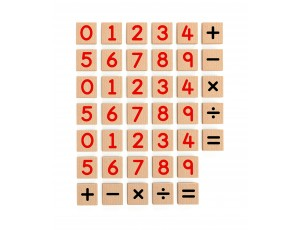 Magnetic Number 40pcs Set