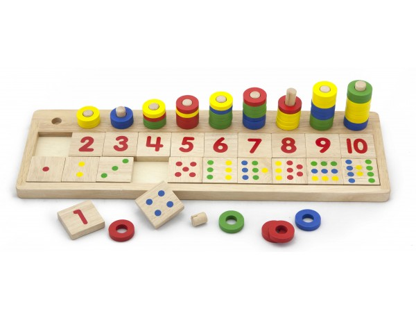 Count & Match Numbers (3y+)