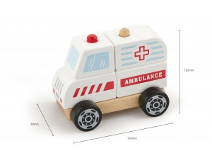 Stacking Ambulance