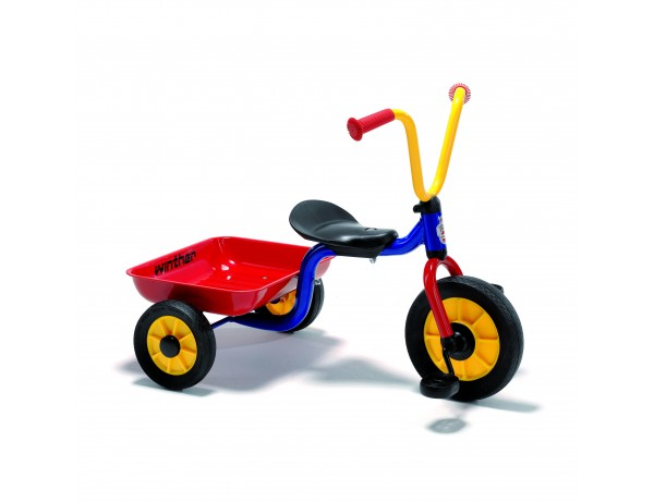 Tricycle With Tray (2-4 Years)