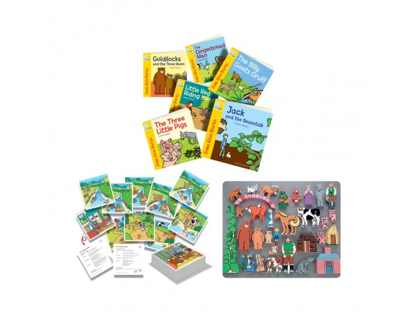 Traditional Tales Big Book Multibuy Set