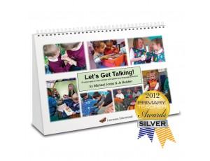 Let's Get Talking (A4 Activity Flipbook)