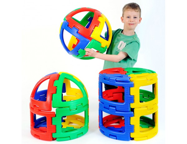 Giant Polydron Sphera Set