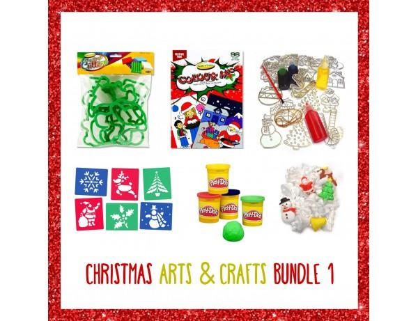 Christmas Craft Bundle 1